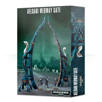 40K AELDARI WEBWAY GATE