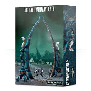 Games Workshop 40K AELDARI WEBWAY GATE