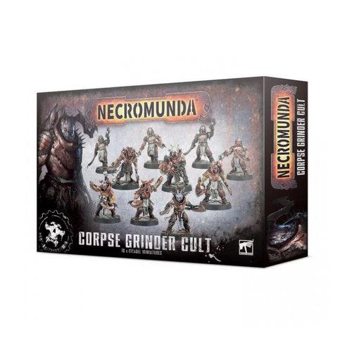 Games Workshop NECROMUNDA: CORPSE GRINDER CULT