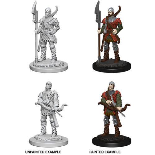 Wizkids MINIS: PF: TOWN GUARDS