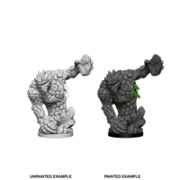 MINIS: PF: MEDIUM EARTH ELEMENTAL