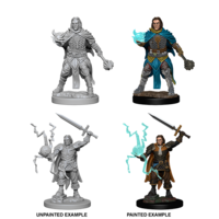 MINIS: PF: HUMAN MALE CLERIC