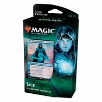 MTG: WAR OF THE SPARK - PLANESWALKER JACE DECK