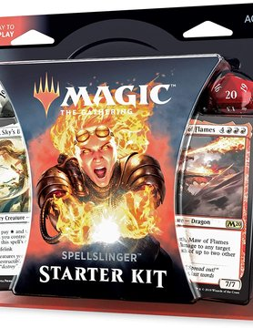 Wizards of the Coast MTG: CORE SET 2020: SPELLSLINGER STARTER KIT