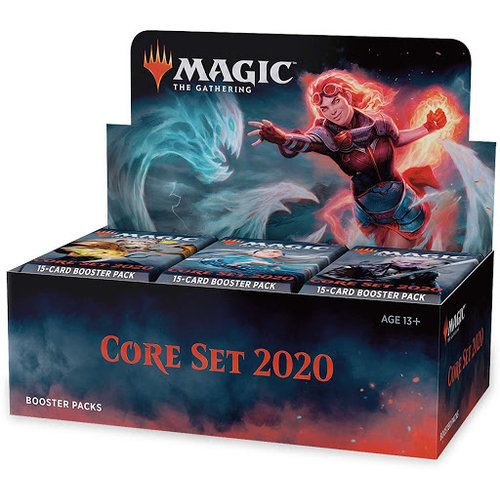 Wizards of the Coast MTG: CORE SET 2020 - BOOSTER