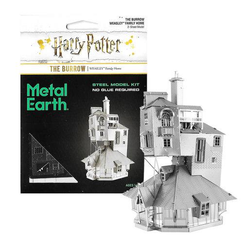 Metal Earth 3D METAL EARTH HARRY POTTER THE BURROW