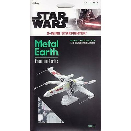 Metal Earth 3D METAL EARTH STAR WARS X-WING STARFIGHTER LG