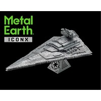 3D METAL EARTH STAR WARS IMPERIAL STAR DESTROYER