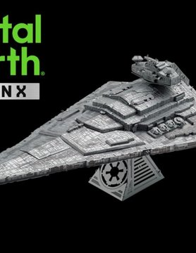 FASCINATIONS TOYS 3D METAL SW IMPERIAL STAR DESTROYER