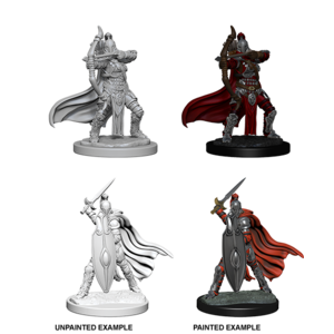 Wizkids MINIS: PF: FEMALE KNIGHTS - GREY MAIDENS