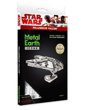 FASCINATIONS TOYS 3D METAL SW MILLENNIUM FALCON LARGE