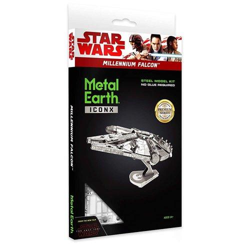 Metal Earth 3D METAL EARTH STAR WARS MILLENNIUM FALCON LARGE