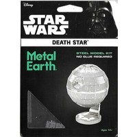 3D METAL EARTH STAR WARS DEATH STAR