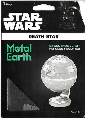 FASCINATIONS TOYS 3D METAL SW DEATH STAR