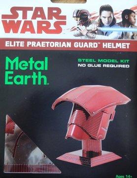 FASCINATIONS TOYS 3D METAL SW HELMET PRAETORIAN