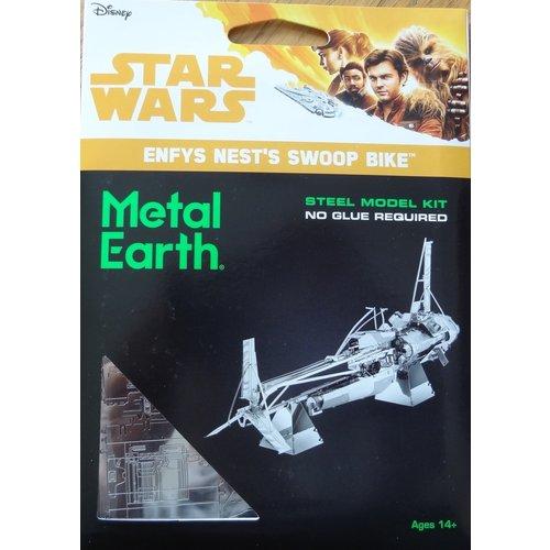 Metal Earth 3D METAL EARTH STAR WARS ENFYS SWOOP BIKE