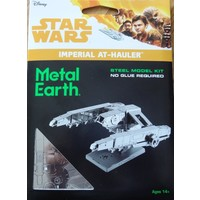 3D METAL EARTH STAR WARS IMPERIAL AT-HAULER