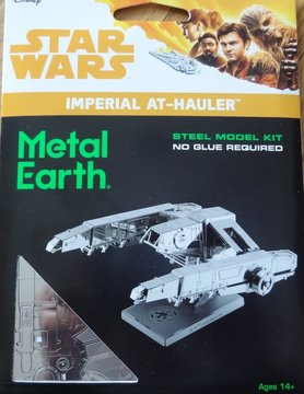 FASCINATIONS TOYS 3D METAL SW IMPERIAL AT-HAULER