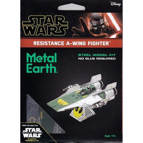 Metal Earth 3D METAL EARTH STAR WARS RESISTANCE A-WING
