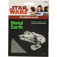 3D METAL EARTH STAR WARS MILLENIUM FALCON