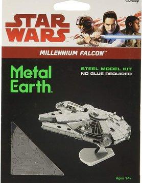 FASCINATIONS TOYS 3D METAL SW MILLENIUM FALCON