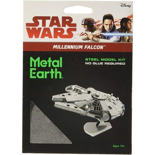 Metal Earth 3D METAL EARTH STAR WARS MILLENIUM FALCON