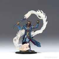 MINIS: ICONS OF THE REALMS: TIEFLING MALE SORCERER