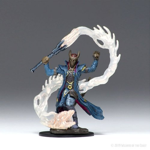 Wizkids MINIS: ICONS OF THE REALMS: TIEFLING MALE SORCERER