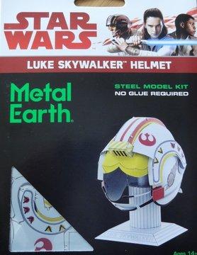 FASCINATIONS TOYS 3D METAL SW HELMET SKYWALKER