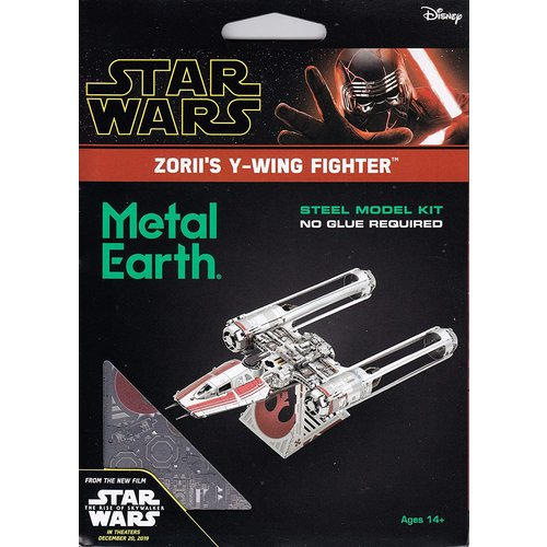 Metal Earth 3D METAL EARTH STAR WARS ZORII'S Y-WING