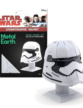 FASCINATIONS TOYS 3D METAL SW HELMET STORMTROOPER
