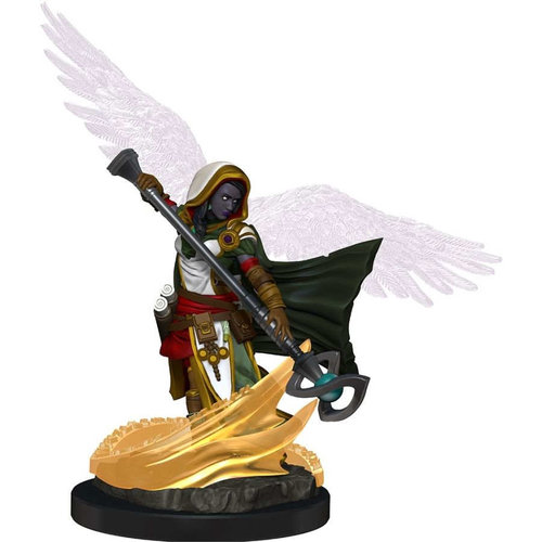 Wizkids MINIS: ICONS OF THE REALMS: AASIMAR FEMALE WIZARD