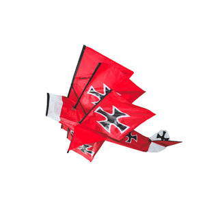 SKYDOG KITES LLC KITE AIRPLANE RED BARON