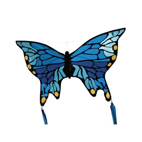 SKYDOG KITES LLC KITE BUTTERFLY BLUE 47""