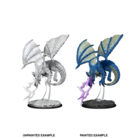 MINIS: D&D: YOUNG BLUE DRAGON