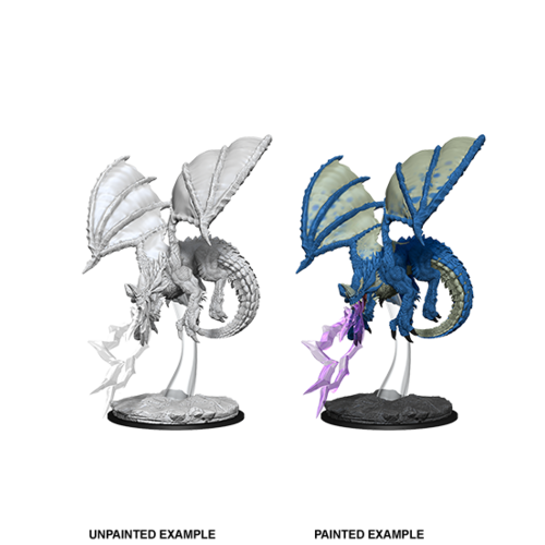 Wizkids MINIS: D&D: YOUNG BLUE DRAGON