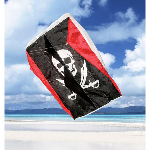 SKYDOG KITES LLC KITE PARAFOIL PCKT PIRATE 20""