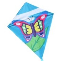 KITE DIAMOND BUTTERFLY 26""