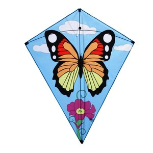 SKYDOG KITES LLC KITE DIAMOND BUTTERFLY 40""