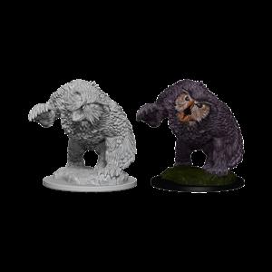 Wizkids MINIS: D&D: OWLBEAR