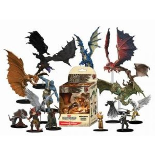 Wizkids MINIS: D&D: ICONS OF THE REALMS - TYRANNY OF DRAGONS BOOSTER