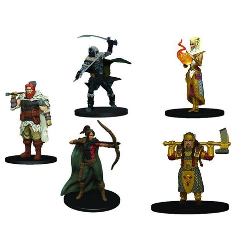 Wizkids MINIS: D&D: ICONS OF THE REALMS - STARTER SET