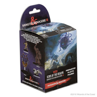 MINIS: D&D: ICONS OF THE REALMS - MONSTER MENAGERIE 2 BOOSTER