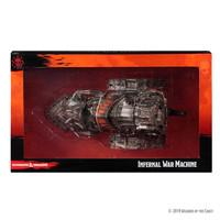 MINIS: D&D: ICONS OF THE REALMS - BALDUR'S GATE - DECENT INTO AVERNUS - INFERNAL WAR MACHINE