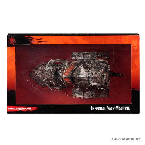 Wizkids MINIS: D&D: ICONS OF THE REALMS - BALDUR'S GATE - DECENT INTO AVERNUS - INFERNAL WAR MACHINE