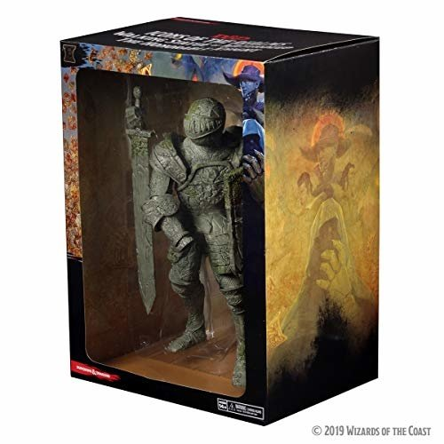 Wizkids MINIS: D&D: ICON OF THE REALMS - WALKING STATUE OF WATERDEEP THE HONORABLE KNIGHT