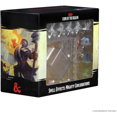 Wizkids MINIS: D&D: ICON OF THE REALMS - SPELL EFFECTS - MIGHTY CONJURATIONS