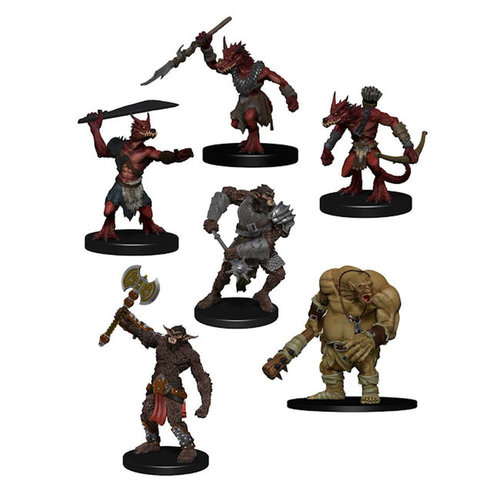 Wizkids MINIS: D&D: ICONS OF THE REALMS - CAVE DEFENDERS PACK