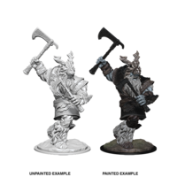 MINIS: D&D: FROST GIANT MALE