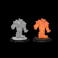 MINIS: D&D: FIRE ELEMENTAL